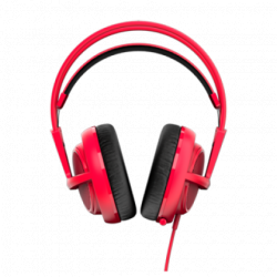 Tai nghe SteelSeries Siberia 200 Forged Red
